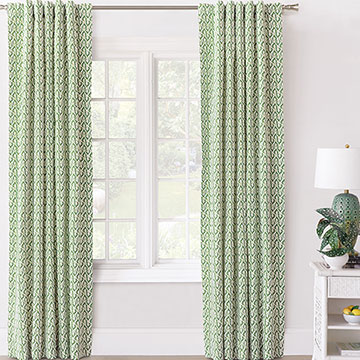 Meyer Abstract Curtain Panel