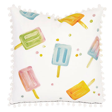 Popsicles Hand-Painted