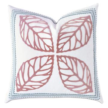 Adare Manor Lasercut Decorative Pillow