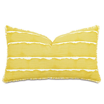 Meyer Mini Fringe Decorative Pillow