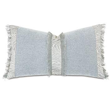 Liesl Fringe Decorative Pillow