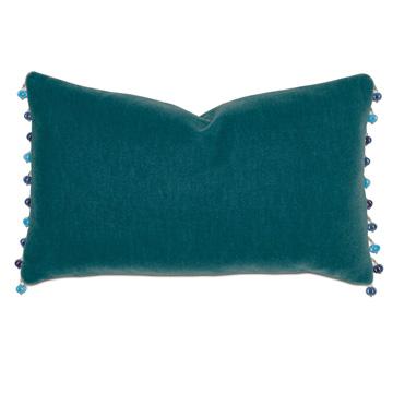Lacecap Dec Pillow A