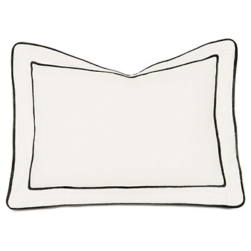 Midnight Poppy Dec Pillow B