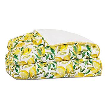 Meyer Mini Fringe Duvet Cover and Comforter