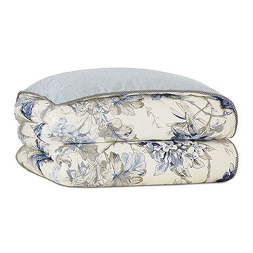 Liesl Floral Duvet Cover and Comforter