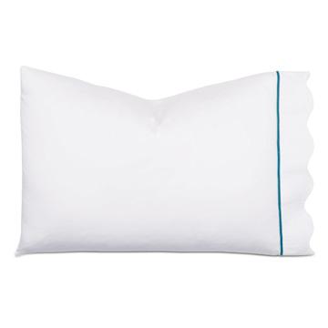 Calypso Peacock Pillowcase