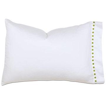 Tivoli Lime Pillowcase