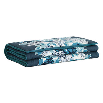 Lacecap Bed Scarf