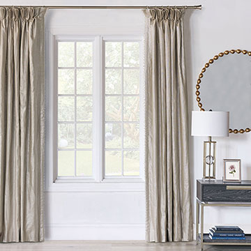 Isolde Curtain Panel Left