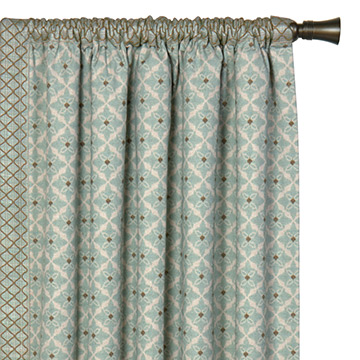 Arlo Ice Curtain Panel Right