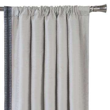 Edris Fog Curtain Panel Right