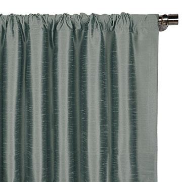 Edris Mineral Curtain Panel
