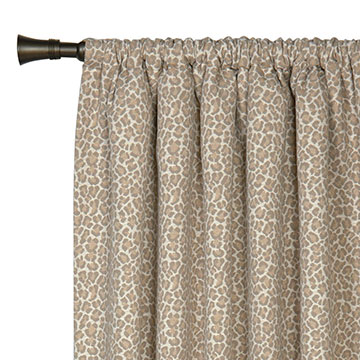 Parrish Fawn Curtain Panel