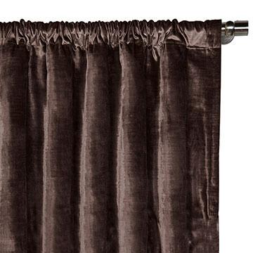 Winchester Chestnut Curtain Panel