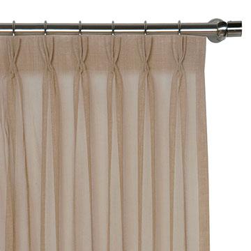 Palapa Sage Curtain Panel
