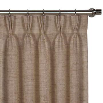 Pershing Sand Curtain Panel