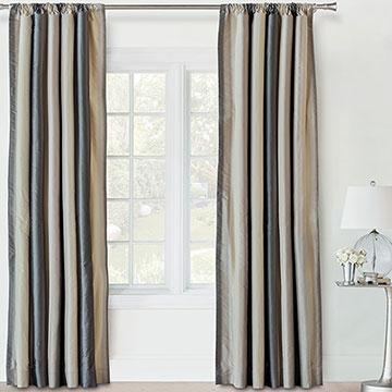 Soni Slate Curtain Panel