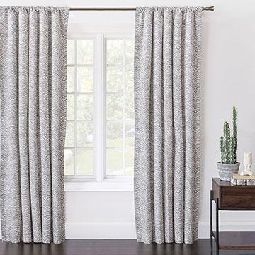 Amara Dove Curtain Panel