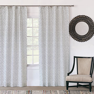 Hugo Speckled Curtain Panel