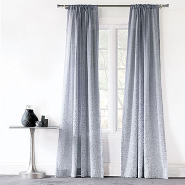Lyra Rod Pocket Curtain Panel