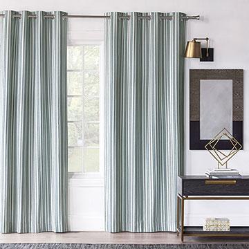 Hugo Stripe Curtain Panel