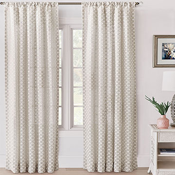 Felicity Fil Coupe Curtain Panel