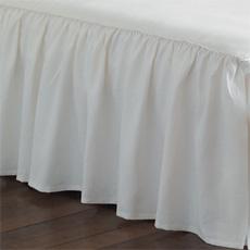 Leonara White Coverlet