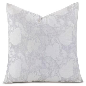 Lagos Rain Square Accent Pillow