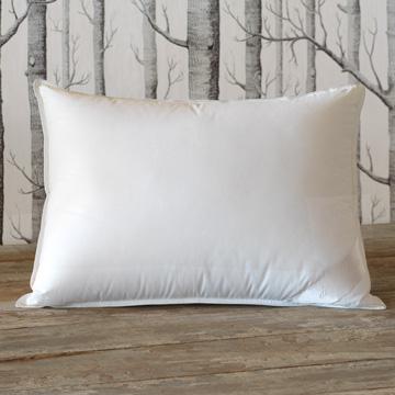 Loure Faux Down King Pillow