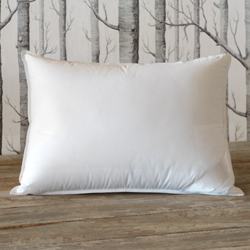 Loure Faux Down Queen Pillow