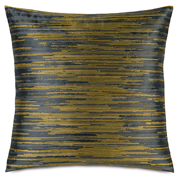 Horta Olive Accent Pillow