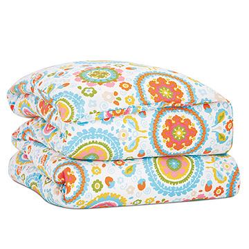 Kennedy Splash Duvet Cover and Comforter