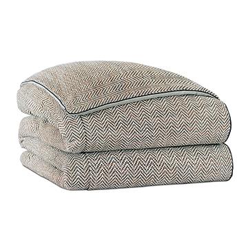 Kilbourn Woven Duvet Cover and Comforter