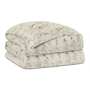 Tabitha Gold Shimmer Duvet Cover and Comforter