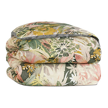 Felicity Floral Duvet Cover and Comforter