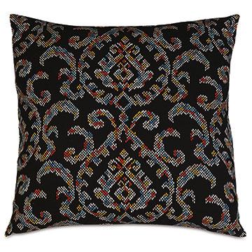 Freya Ikat Decorative Pillow