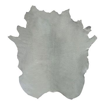 Tudor Dove Leather Hide Full
