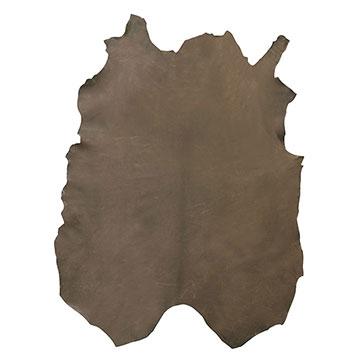 Tudor Cocoa Leather Hide Full