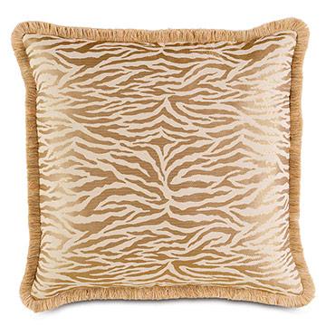 Lyman Gold With Brush Fringe