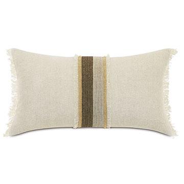 Kimahri Linen Decorative Pillow