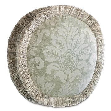 Lourde Celadon Tambourine