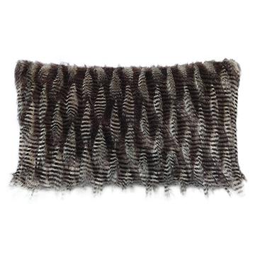 Maddox Faux Fur Decorative Pillow