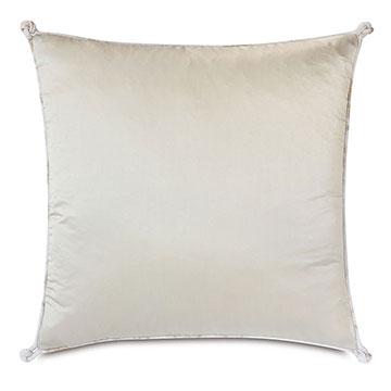 Marceau Marble Welt Decorative Pillow