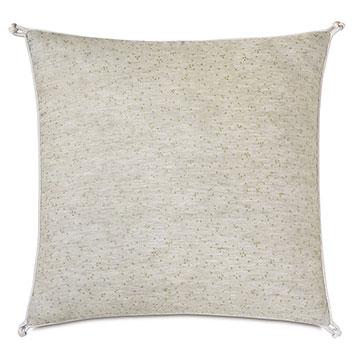 Marceau Turkish Knot Decorative Pillow