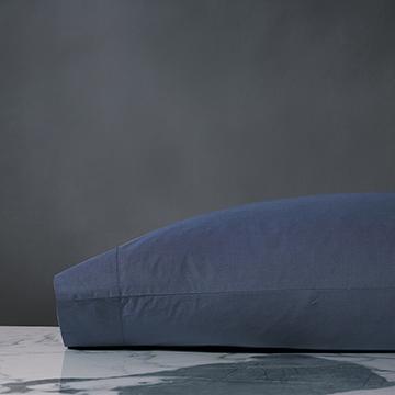 Palma Azure Percale Pillowcase
