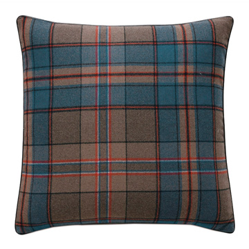 Rudy Plaid Accent Pillow