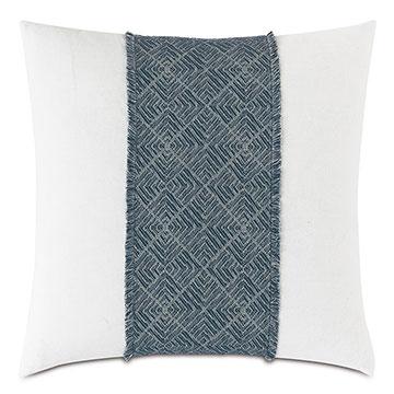 Saya Graphic Insert Decorative Pillow