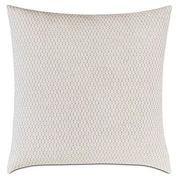Safford Textured Decorative Pillow