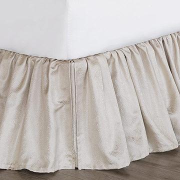 Belrose Ivory Bed Skirt