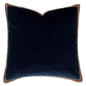 Steeplechaser Decorative Border Decorative Pillow